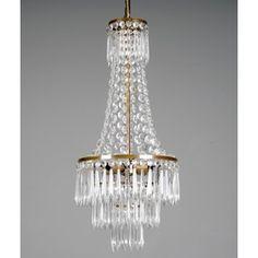 Kattovalaisin, 4 valopistettä. September, Auction, Chandelier, Ceiling Lights, Lighting, Home Decor, Candelabra, Decoration Home, Room Decor