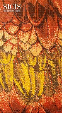 SICIS Ipix Mosaic Collection - #SICIS #Mosaic #Tile #Interiors #Art