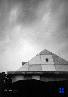 azuo Shinohara /// Ashitaka House /// Ashitaka, Japan /// 1976-1977 OfHouses guest curated by Eero& Deta Koivisto (Claesson Koivisto Rune). (Photos 1-6 © Tomio Ohashi).