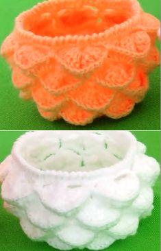 marshmallow stitch bowl