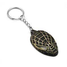 Superhero Batman Keychain Jewelry Gift - Key Chain Rings