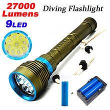 Camping & Hiking TrustFire TR-J18 4000 Lumen 7 CREE XM-L XML T6 LED Flashlight Torch