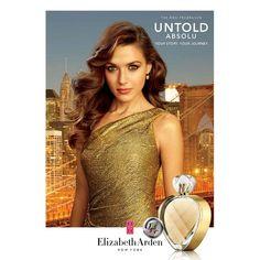 Elizabeth Arden Untold Absolu (2014) {New Fragrance} {Perfume Adverts}