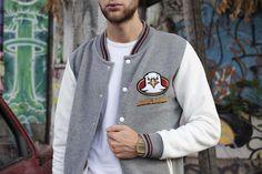 Varsity Jacket BeAW Boston College  Prezzo: € 69,90 Acquista online: http://www.aw-lab.com/shop/varsity-jacket-beaw-boston-college-9792164