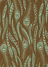 Alewives Fabrics: Fabrics (Field Study Fine Feathered Jade Voile)