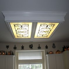 light cover for fluorescent lights - Google Search | For the Home ...