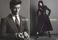 Hugo Boss Fall/Winter 2014 Campaign