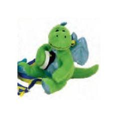 Dinosaurie grön