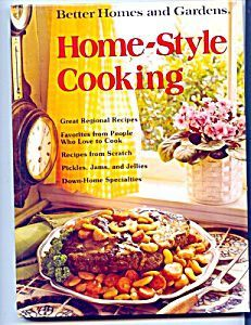 Better Homes And Gardens Home-Style Cooking - Better Homes and Gardens Editors in spuddled's Book Collector Connect collection