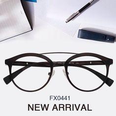 f0867a0fe8a Dona Aviator Black Glasses FX0441-01 Black Aviators