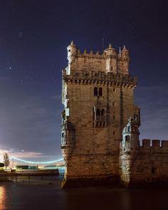 """278.6k Likes, 1,349 Comments - National Geographic Travel (@natgeotravel) on Instagram: """"Photo by @babaktafreshi, The World at Night photography The iconic landmark of Lisbon, the Belém…"""""""
