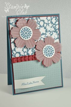 Mixed Bunch, Stampin' Up!, Mother's Day