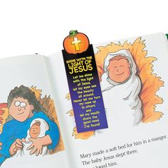 Christian Pumpkin Inspirational Magnetic Bookmarks - OrientalTrading.com