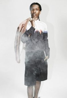 A$AP Rocky is a style icon