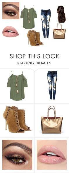 """""""Untitled #300"""" by mackenziekorth on Polyvore featuring WearAll and Michael Kors"""