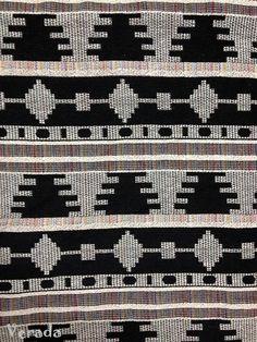 Thai gewebter Stoff Tribal Stoff Native von veradacraft auf Etsy