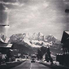 Die #Tiroler #Berge - ein Traum #fromaustria.com Austria, Mount Everest, Skiing, Mountains, Nature, Instagram Posts, Travel, Alps, Ski