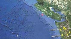 Test links Canada earthquake to Oregon coast fault