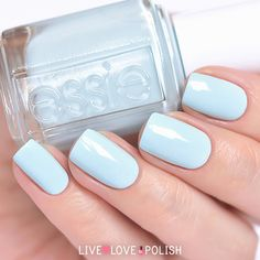 Essie Borrowed & Blue Nail Polish