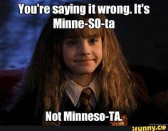9 Hilarious Inside Jokes You'll Only Appreciate If You Hail From Minnesota Minnesota Funny, Minnesota Home, Minnesota Vikings, Funny Quotes, Funny Memes, Jokes, Funny Signs, Funny Shit, Funny Stuff