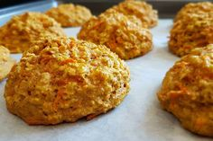A delicious alternative for busy lunches. Cookie Recipes, Dessert Recipes, Desserts With Biscuits, Cranberry Muffins, Biscuit Cookies, Curry, I Love Food, Low Carb Recipes, Breakfast Recipes