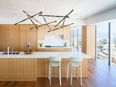 Kitchens are changing. With the growing popularity of breakfast bars and dining tables integrated with kitchen islands, counter-height seating is growing in dem