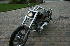Harley-Davidson : Dyna 1998 Harley Davidson Dyna Full Custom-50 k in custom