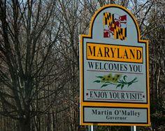 Maryland = home
