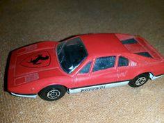 Matchbox - Ferrari 308 GTB - Manufactured in 1981 #Matchbox
