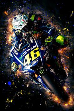 Valentino Rossi | Yamaha MotoGP