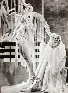 hall of human harps, 1934 via Gems