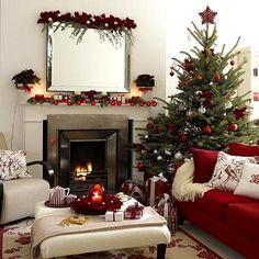 Decora en #Navidad sin gastar demasiado #Ahorro #Christmas #HomeDecor