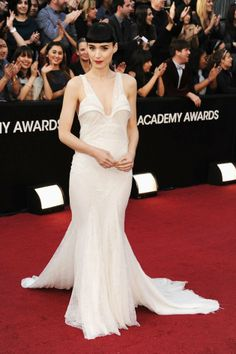 Ronney Mara at the Oscars