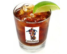 Rum Examiner: Like Captain Morgan himself after his buccaneers sacked Panama City, you'll be more than satisfied with this delicious homage to his flagship Satisfaction, a simple and sophisticated variation on the popular Captain and Coke theme...