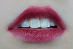 Winter lipstick