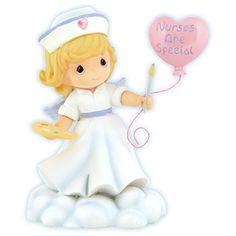 Precious Moments Angels (want!!)