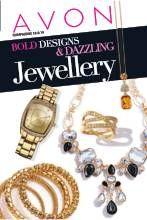 Avon Brochure. Love their jewelry, they are nickel free