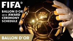 Leaked: 2015 FIFA Ballon D'Or nominees list – See who made the list!