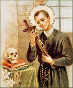 October 16th - St. Gerard Majella: Because of his great piety, extraordinary wisdom, and his gift of reading consciences, he was permitted to counsel communities of religious women.This humble servant of God also had the faculties of levitation and bi-location associated with certain mystics. His charity, obedience, and selfless service as well as his ceaseless mortification for Christ, made him the perfect model of lay brothers.