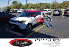 #HappyBirthday to Collier from Marcus Chavez at Van Griffith Kia!  https://deliverymaxx.com/DealerReviews.aspx?DealerCode=PXVJ  #HappyBirthday #VanGriffithKia