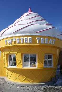 Twistee Treat, Livingston, Illinois