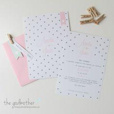 Invitaciónes bodas 2014 - Invitación boda bohemia- invitación topitos formato tarjeta Disponible: http://www.thegodmothergoodies.es/shop/es/158-invitación-boda-topitos.html Ver: http://thegodmothergoodies.wordpress.com/2014/04/02/invitaciones-de-boda-2014/