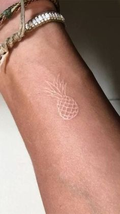 Stylish White Ink Tattoos Ideas You Will Love Today 20