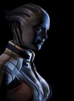 by wargaron on DeviantArt - Liara by wargaron.devianta… on Mass Effect Characters, Mass Effect Games, Mass Effect Art, Video Game Characters, Aliens, Mass Effect Tattoo, Most Popular Series, Mass Effect Universe, Commander Shepard
