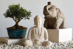 Find Your Zen: Accents for Your Oasis Sala Zen, Feng Shui, Grand Luxe, Zen House, Buddha Decor, Picnic At Ascot, Meditation Space, Meditation Garden, Zen Space