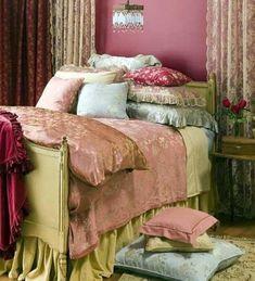 Shabby chic bedroom,