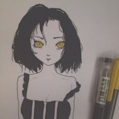 당신은 마녀를 좋아하나요? 🔮 (๑´⍢`๑) #魔女 #마녀 #draw #witch