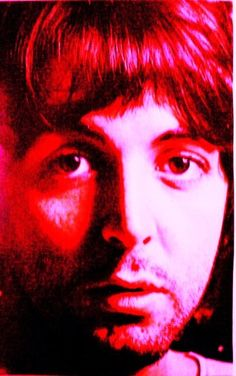 Paul McCartney in art