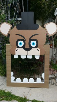 Five Nights at Freddy's picture frame!!