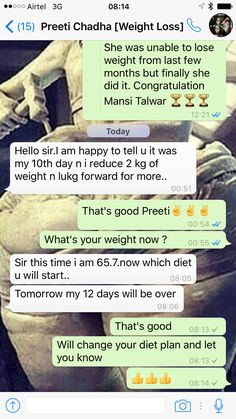 This time it's Preeti Chadha who did it She lost 2kg in just 10 days only by following the Customized diet plan which was designed for her  and the best part is she lost the weight when her weight is in late 60's. Congratulation Preeti Chadha   If you are looking for Balanced Customized Diet Plan for yourself. We are here to help you. Call/ Whatsapp us @ +919953329177 for your healthy Diet plan.  Visit: www.weightshakefactory.com